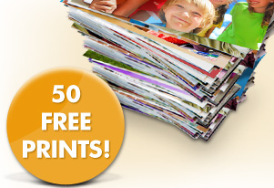 SNAPFISH : 50 free photo prints